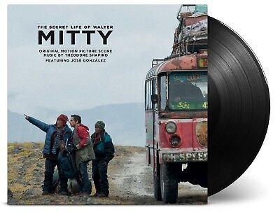 OST/SECRET LIFE OF WALTER MITTY (THEODO  VINYL LP (180 gr. Gatefold) NEW+
