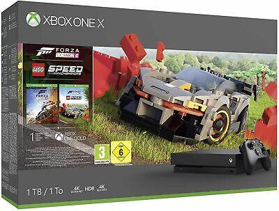 Xbox One X Forza Horizon 4 Lego Speed Champions Bundle (1TB)(Xbox One) Brand New