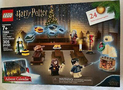 NEW LEGO Harry Potter: Advent Calendar (75964) SEALED