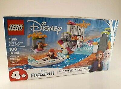 Lego Disney Anna's Canoe Expedition Building Kit (41165) Frozen 2