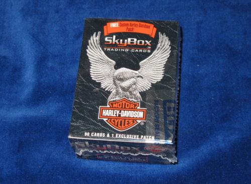1994 Skybox Harley Davidson Complete Factory set of 90 cards E1705