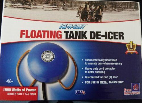 ICE-N-EASY FLOATING TANK DE-ICER