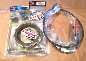Honda CR125R 2004–2007 Tusk Clutch, Springs, Cover Gasket, & Cable Kit