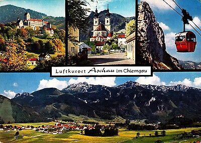 Aschau im Chiemgau , Ansichtskarte