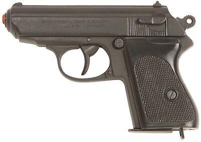 Denix PPK Bond Black Finish Pistol Non-Firing Gun
