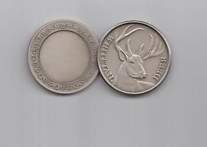 Whitetail Deer Coin Ebay