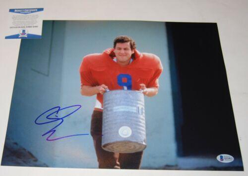 ADAM SANDLER signed (THE WATERBOY) 11X14 photo *Bobby Boucher* PROOF Beckett #3