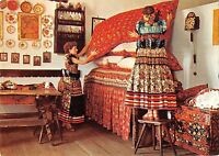 Br85806 Room In Traditional Art Of Mezokovesd Hungary Types Folklore Costumes -  - ebay.co.uk
