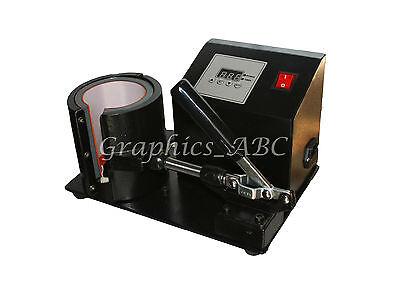 Mug Heat Press For Artainium Sublimation Transfer 11 Or 15 Oz Straight Wall