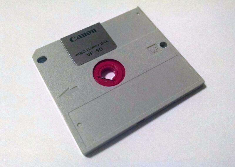 Convert / Transfer Still Video Floppy Disks to Digital / USB  / Disc