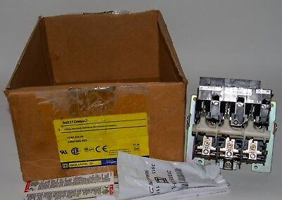 Square D 9422tdn60c Non-fusible Disconnect Switch 600 Volt Ac 60 Amp