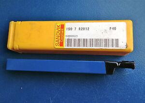 sandvik-stechdrehmeisel-1x-ISO-7-R2012-P40-NUEVO