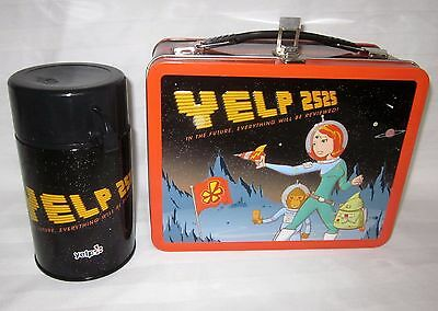 Yelp 2525 Lunch Box With Thermos