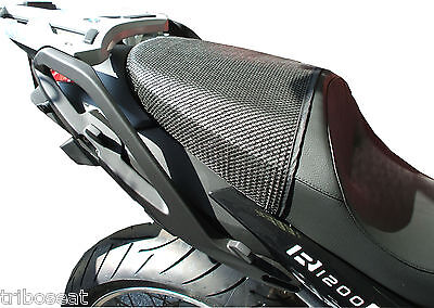 2004-2012 Triboseat Anti Slip Motorcycle Passenger Seat Cover Black Accessory Compatible With BMW R1200GS