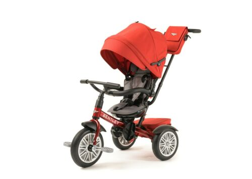 Bentley 6-in-1 Baby Stroller / Kids Trike in Red