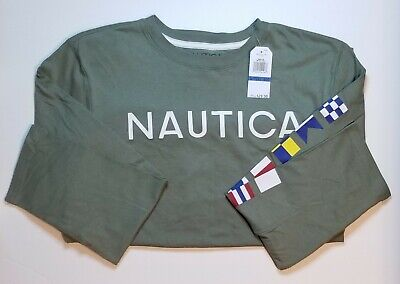 Nautica Shirt Men's L/S Size XL
