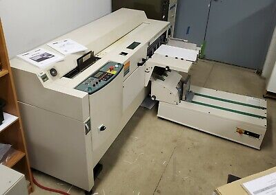 C.p. Bourg Bb3001 Perfect Binder With Cover Feeder Booklet Maker