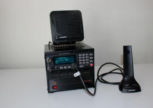 Harris MAMW-SDMXX M7300/M5300 Radio RU144750-061 w/ Mic Speaker 120v Power Sup