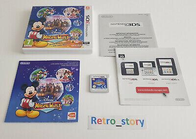 Nintendo 2DS / 3DS - Disney Magical World - PAL segunda mano  Embacar hacia Spain