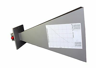 3.94ghz To 5.99ghz 20db Gain Horn Antenna With N-f Connector