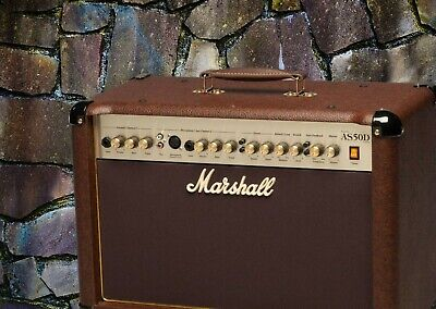 Marshall AS50D 50 watt Guitar Amp