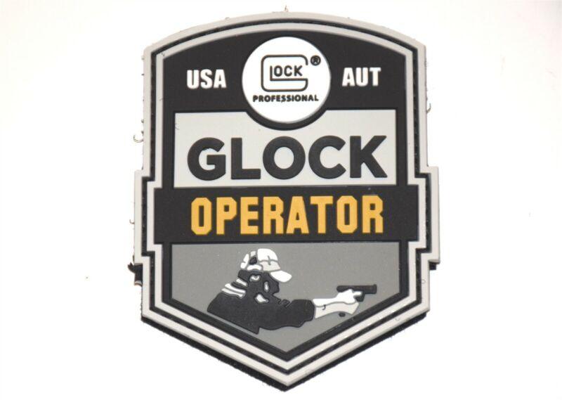 GLOCK PERFECTION OPERATOR LOGO PATCH 17 19 22 26 27 34 35 42 43X 44 45 47 48 NEW