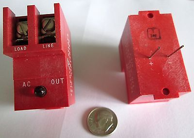 TELEDYNE RELAYS I/O CONVERTER (S.S. RELAY???)  NOS  P/N-  673-4