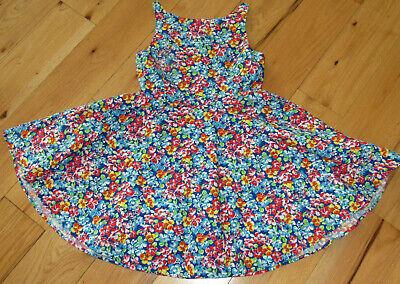 Gorgeous Flower Girl Dresses (Polo Ralph Lauren floral twirl dress girls' 16 blue flower fully lined)