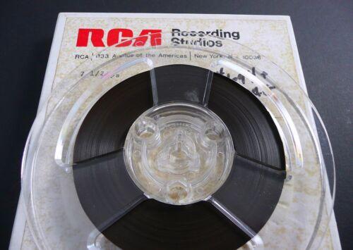 1970s Coca-Cola Radio Commercials - Reel Tape - 9 different spots -w/ audio clip