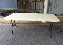 OUTDOOR/INDOOR FOLDING TYPE TABLE Goolwa South Alexandrina Area Preview