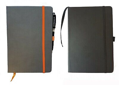 Classic A5 Notebook Writing Journal Planner Workbook 5.5 X 8.25 College Ruled