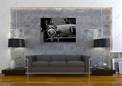 Classic Porsche Vintage Car Poster Canvas Print Art Home Decor Wall Art