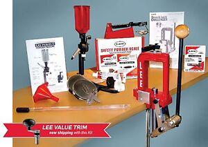 Lee 50th Anniversary Reloading Press kit 90050