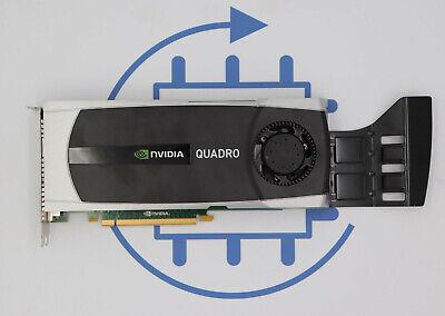 PNY nVidia Quadro 6000 Grafikkarte 6GB GDDR5 DVI, 2x DisplayPort