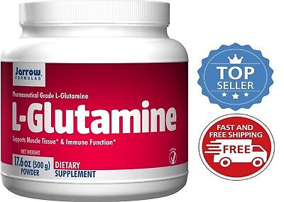 Jarrow Formulas L-Glutamine Powder 500g ()