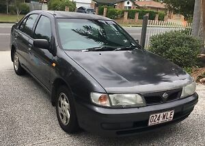 MOVING OVERSEAS 1998 NISSAN PULSAR,REGO RWC Calamvale Brisbane South West Preview