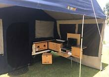 CAMPER TRAILER INCLUDING DRIFTA KITCHEN - EXCELLENT CONDITION Robina Gold Coast South Preview