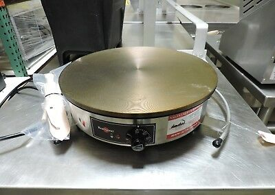 Krampouz Cebir4bs Commercial Electric Crepe Maker