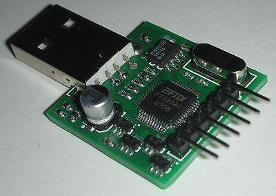 Fpu1 Ftdi Ft2232 Usb Jtag Xilinx Fpga Cpld Programmer Cable