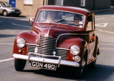 Jowett Javelin 1952 Car Jumbo Fridge Magnet