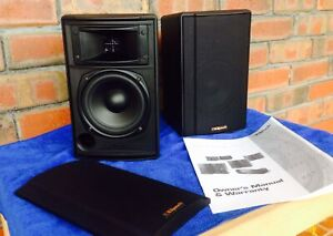 Klipsch synergy KSB-1.1 bookshelf speaker system