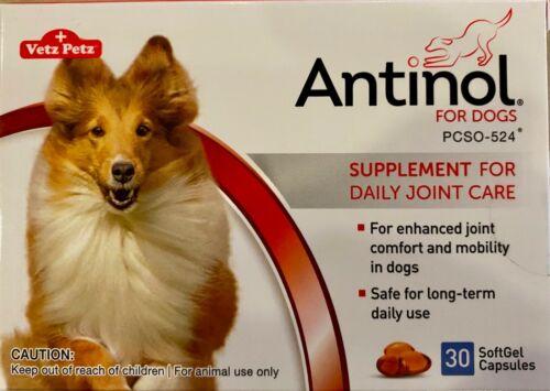 Antinol For Dogs 30 SoftGel