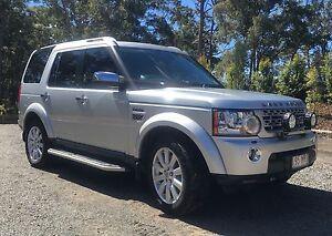 2012 Land Rover Discovery 4 HSE SDV6 Doonan Noosa Area Preview