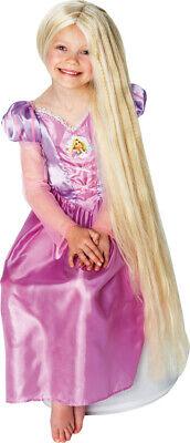 Rapunzel Disney Kinderperücke extrem lang blond Cod.44611 ()