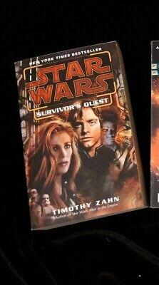 Star Wars: Survivor's Quest, Paperback,  by Timothy Zahn