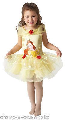 Disney de Niña Bella Tutú Bailarina Día Del Libro Disfraz