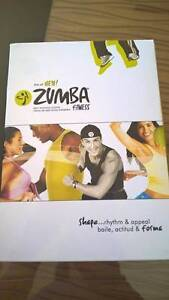 Zumba dvd for sale Carrum Downs Frankston Area Preview