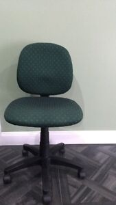 Office fabric chairs Oakville Hawkesbury Area Preview