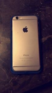 iPhone 6 bell with life proof case