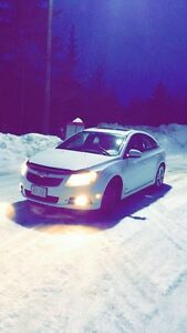 chevrolet cruze 2013 LT RS